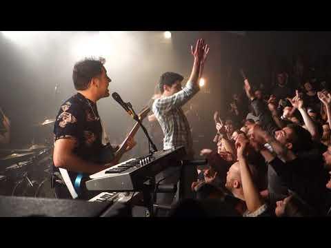 """The Wombats """"Let's Dance To Joy Division"""" @ La Maroquinerie - 08/03/2018"""