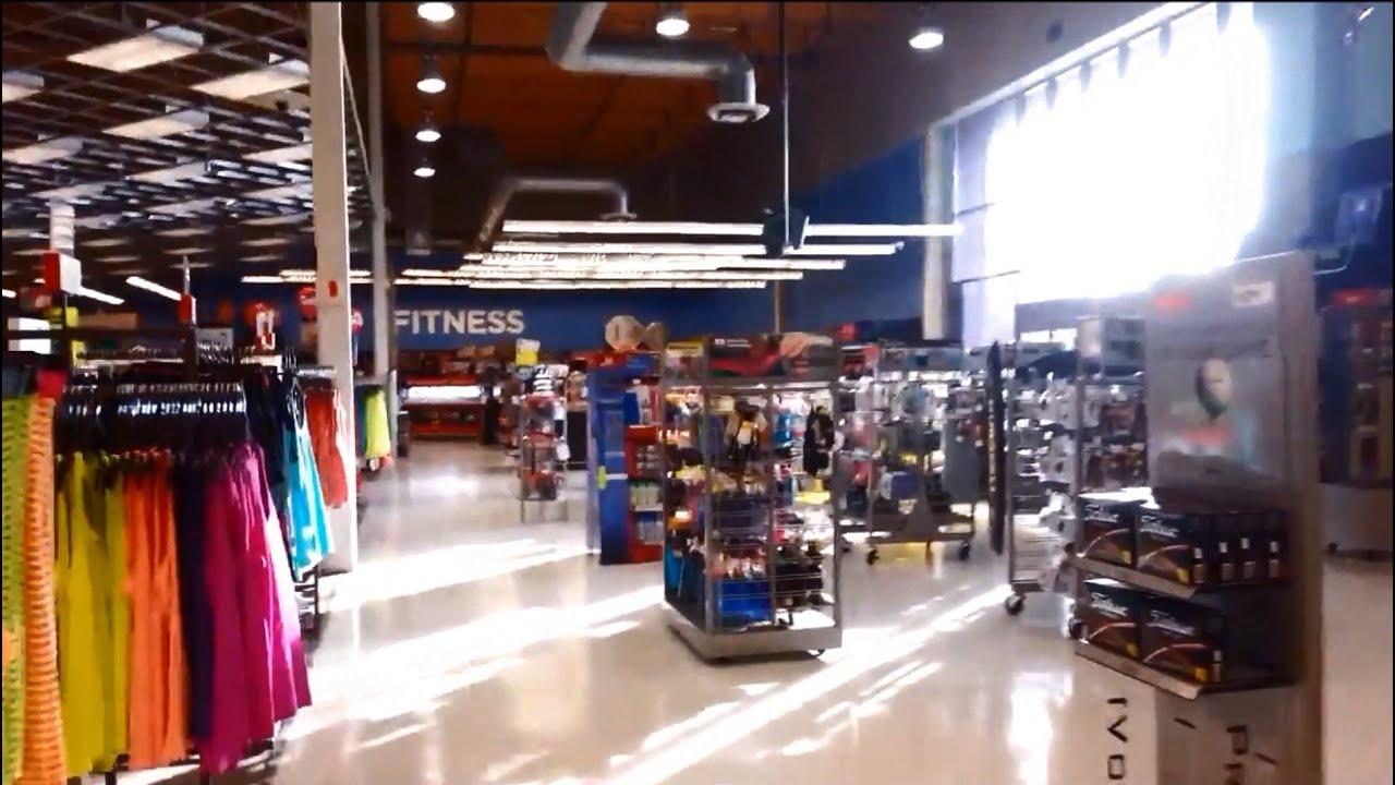 TDLOAT: Sports Authority Store Tour (Ep. 47) - YouTube