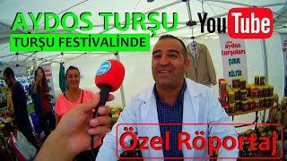 Aydos Turşusu I Çubuk Turşu Festivalinde 2018