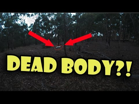 DID WE FIND A DEAD BODY?!