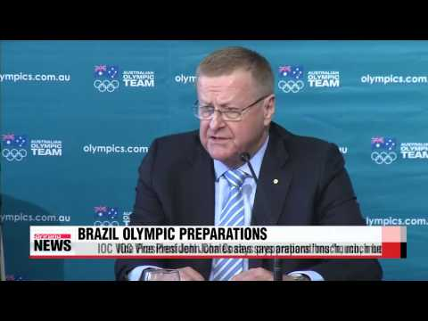 Preparations for 2016 Brazil Olympics gain traction