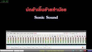 ทดสอบ SF2 สำหรับ Sonic Karaoke ( นายหำน้อย )
