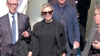 Elizabeth Olsen at the Deauville American Film Festival