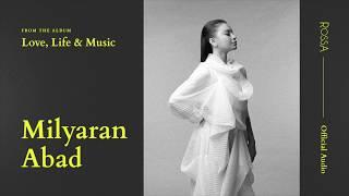 Rossa - Milyaran Abad   Official Lyric Video