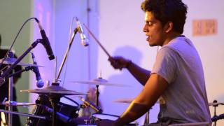 A tribute to the Great A. R. Rahman. (Dil Se, Dark Prophecy version, Drum Cam) thumbnail