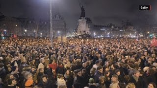 'Je suis Charlie': Paris gathers after terror attack