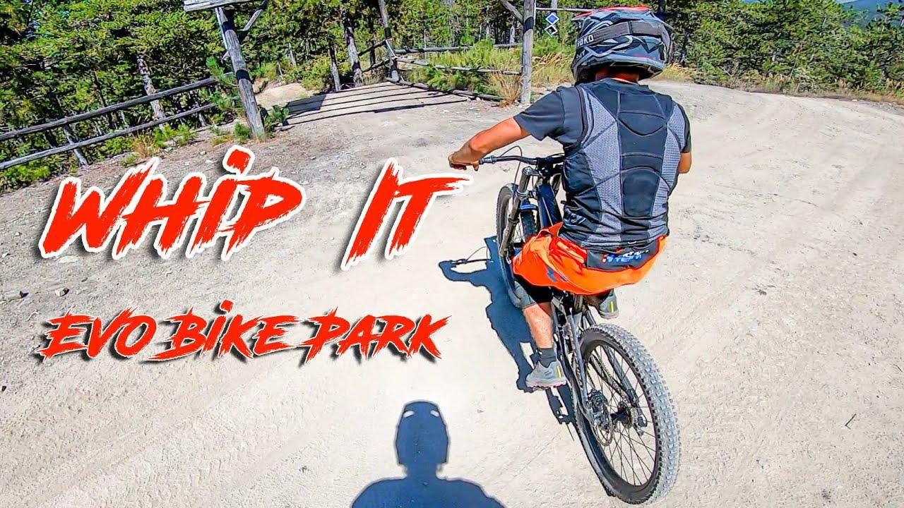 Whip It - EVO BIKE PARK 2020 // Passion Production
