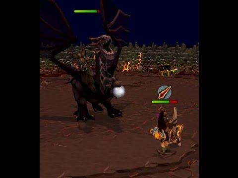 Killing King Black Dragon-1Million GP an Hour!!!!