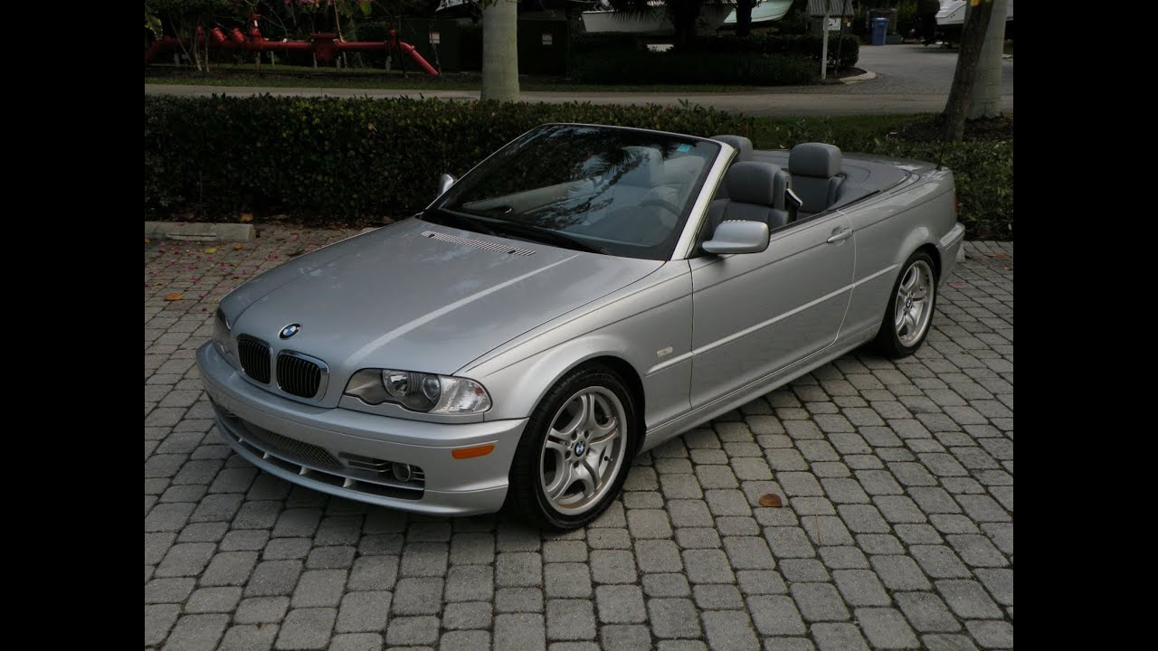 2003 Bmw 3 Series 330ci Convertible For In Fort Myers Fl