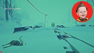 The Long Dark - Mystery Lake episode 5 (PS4). Another miserable, lonely death.