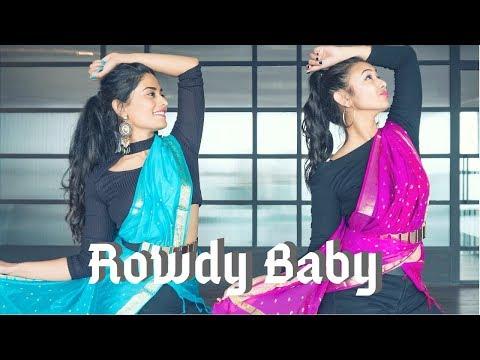 Rowdy Baby | One Shot Video l Maari 2 | Team Naach Choreography