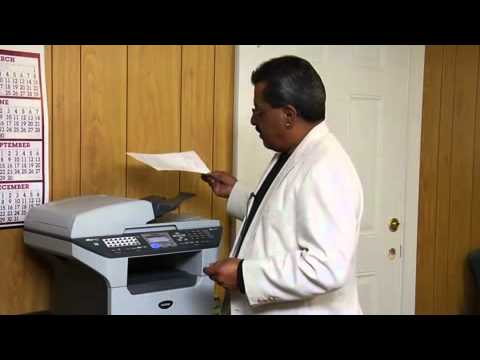 Fax Machines   Printers   How to Use a Brother Fax Machine 1