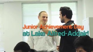 JA Day at Lake Alfred-Addair Middle