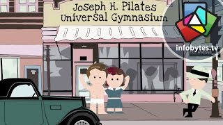 An Animated History Of Pilates