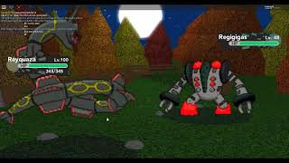 pokemon roblox ep 1 rayquaza
