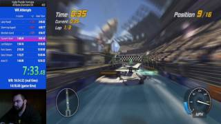 (old) Tsunami Bowl - 1:47.97 - Hydro Thunder Hurricane