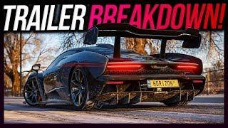 Forza Horizon 4 Trailer Breakdown!