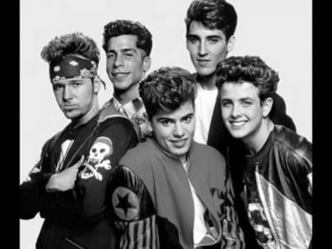 New Kids On The Block - valentine girl