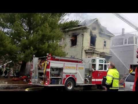 4 alarm fire in haverhill ma #3