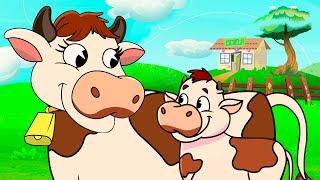 SEÑORA VACA canciones de la granja thumbnail