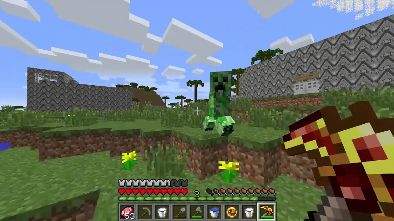 Minecraft fossils and archaeology 3 youtube minecraft fossils and archaeology 3 voltagebd Images