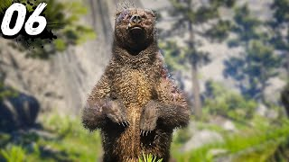 THE ANGRY GRIZZLY BEAR - Red Dead Redemption 2 - Part 6