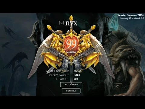 Vainglory Payout #1