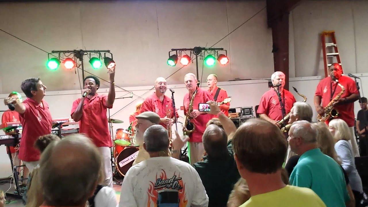 Blackwater Rythm And Blues Band Franklin Va 2017 Carolina Virginia Beach Music Festival
