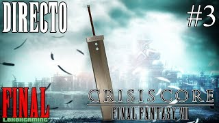 Vídeo Crisis Core: Final Fantasy VII