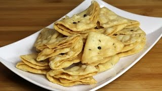 Nimki | Maida Namkeen Nimki | Tasty Salted Snacks | Chef Atul Kochhar