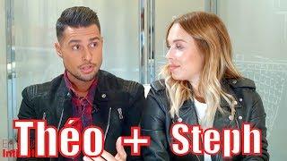 Stéphanie (Les Marseillais) et Théo: Prêt à avoir des enfants ? Le couple répond !