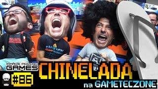 👾 CHINELADA na Gameteczone - Irmãos Piologo Games 86