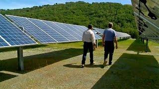 Abandoned Marin County Quarry Reborn As Solar Energy Farm