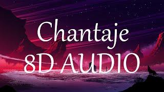 Shakira - Chantaje ft. Maluma (8D AUDIO) 360°
