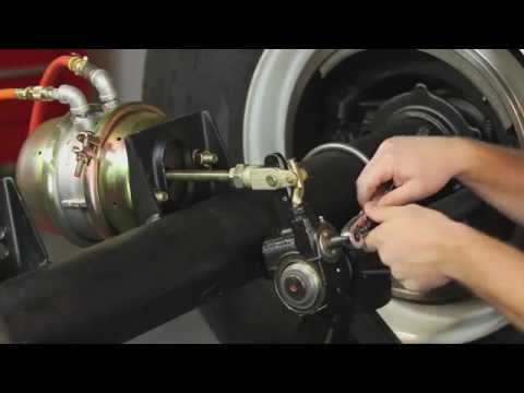 Gunite Automatic Slack Adjuster Service Video