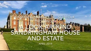 A Look Around Sandringham House And Estate