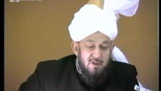 Darsul Quran (English) on Feb 13, 1987: Surah Aale-Imraan verses 11-19