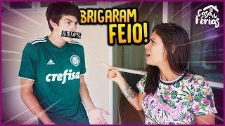 ELES BRIGARAM FEIO!! - CASA DE FÉRIAS #39 [ REZENDE EVIL ]