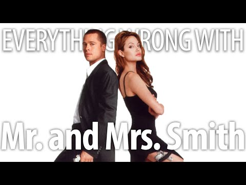 Everything Wrong With Mr. and Mrs. Smith in 18 Minutes or Less