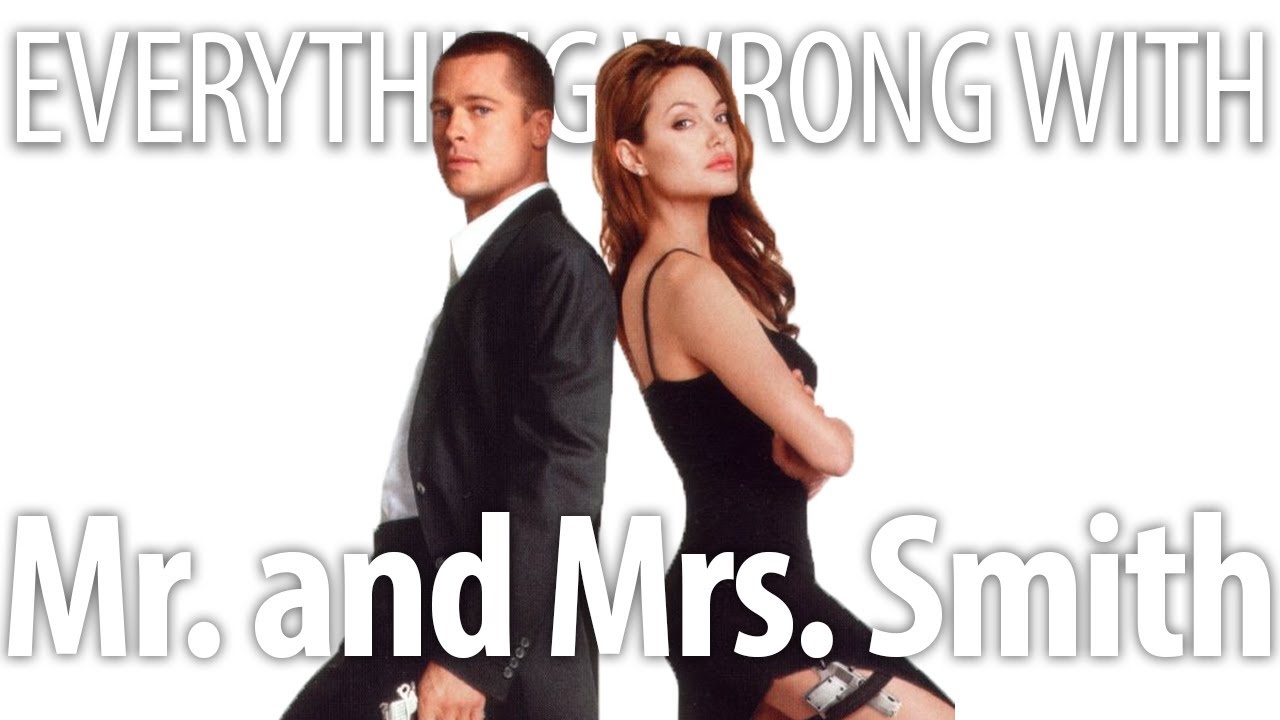 Download Everything Wrong With Mr. and Mrs. Smith in 18 Minutes or Less