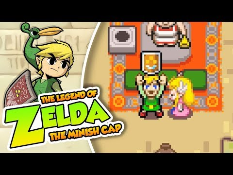¡El regalo de la princesa! - #01- TLO Zelda: The Minish Cap