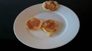 How to make Pancakes - on a Tin Can!