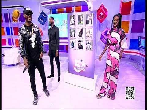 Download Rubrica 5 Estrelas Com: Mc Cabinda (Programa Tarde é Nossa - Tv Zimbo)