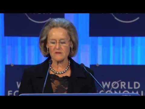 Davos 2012 - Eröffnung des 42. Weltwirtschaftsforum (Deutsch)