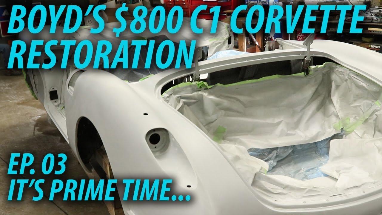 1958 corvette wiring harness boyd s  800 c1 corvette restoration ep 3 it s prime time  boyd s  800 c1 corvette restoration ep