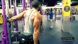 How To Enhance Those Cuts Around You Shoulders! - Workout