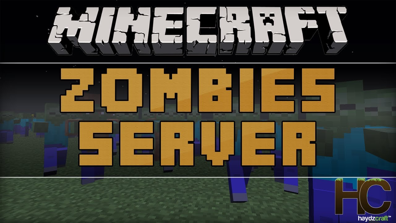 minecraft server survival zombie