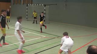CZ5-FC Yellow w Niemczech-Międzynarodowy Turniej Halowy w Ostritz 2019-V Mecz VTJ Rapid Liberec