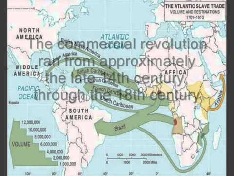 """commercial revolution Europe experienced a """"commercial revolution"""" in the late middle ages we  present new data that document this transformation using information on city."""