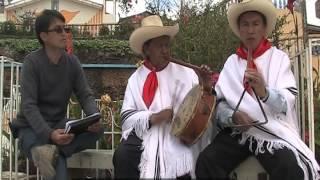 Los Pachachacas de Cutervo(Entrevista) 1º Parte